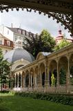 Karlovy Vary colonade