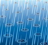 vector  heavy rain