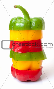 Mixed Bell Pepper