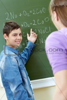 Explaning formula