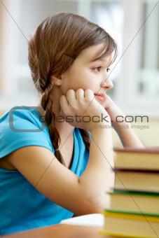 Attentive student