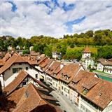 Bern Streets, Switzerland