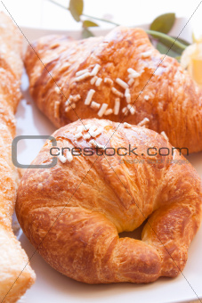 Brioches for sweet awakening