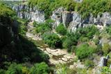 View of Emen Canyon in Bulgaria