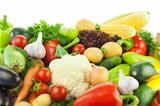Different Vegetables / Big Assortment of Food
