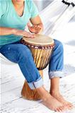 Drumming to life&#39;s rhythm and beat