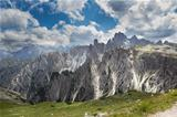 Dolomites, Alps, Italy.