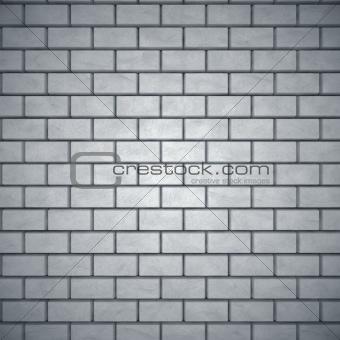 Concrete Brick Wall Texture.