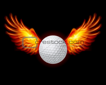 Golf-Fiery wings