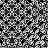 Seamless pattern with circle elements.