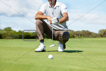 Deciding on the perfect putter