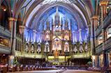 The Altar of Notre Dame - Montreal