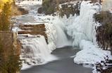 Rainbow Falls - Ausable Chasm