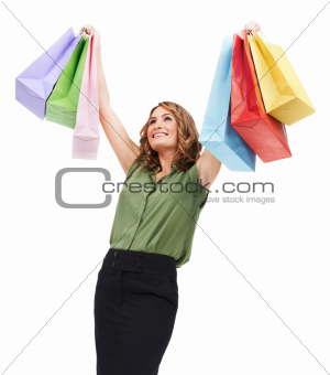 """Hallelujah to the Gods of Retail!"" - Shopping & Sales"