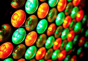 Background LED bulbs