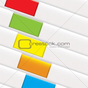 Folder tag background