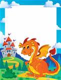 Fairy tale theme frame 3