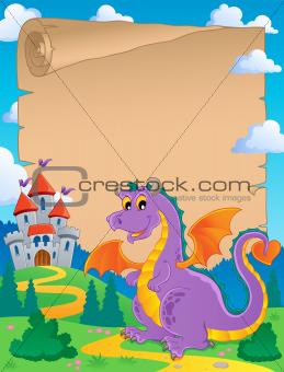 Fairy tale theme parchment 1