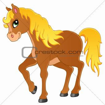 Horse theme image 1