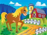 Horse theme image 5