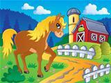 Horse theme image 5