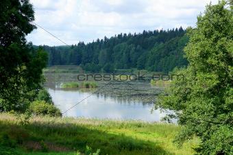Old pond