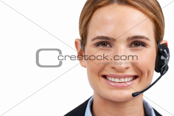 Qualified call-centre operator