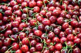 cherries fruit fresh