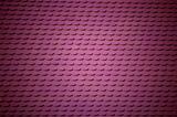 pink violet clay roof tile background