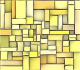 yellow orange abstract pattern tile surface backdrop