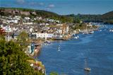 Dartmouth in Devon England