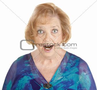 Awestruck Woman