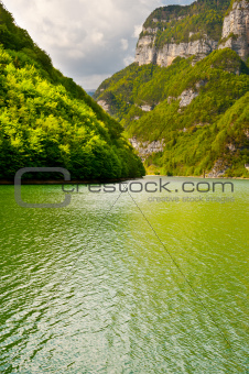 River Cesino