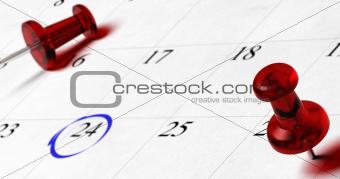 calendar, important date