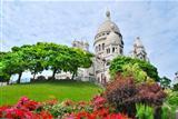 Paris. Basilica Sacre-Coeur