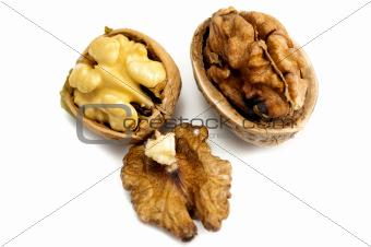 dry walnuts