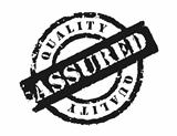 Stamp &#39;Quality Assured&#39;