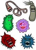 Funny Virus cartoons