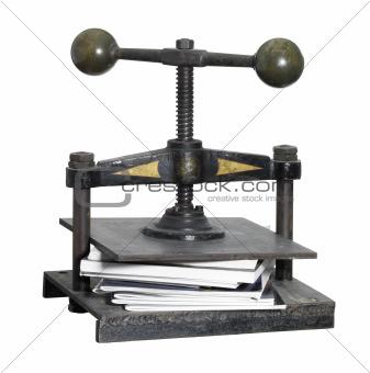nostalgic press