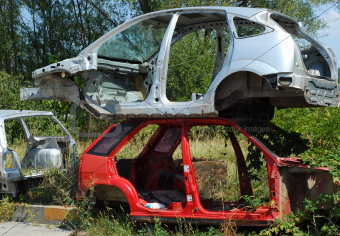 Automobile morgue cars