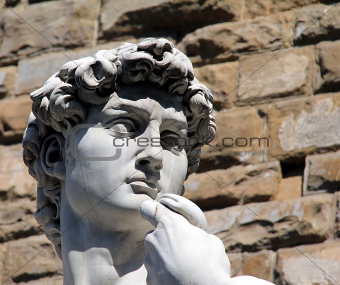 Head of  David, Florence