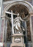 Saint Helena statue. Vatican