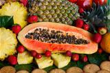 Ripe fresh fruit