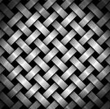 Braided Metal Background