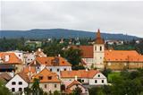 Cesky Krumlov, Czech Republic.