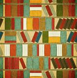 Vintage seamless Book Background