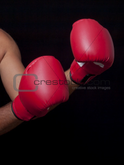two gloves