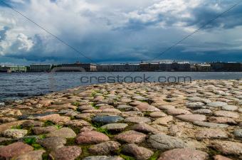 St. Petersburg embankment