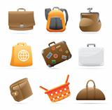 Icons for bags