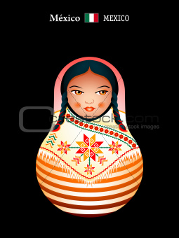 Matryoshka Mexico